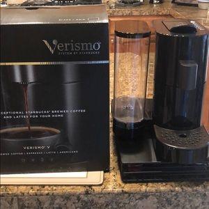 Starbucks Verismo V. Like New. GREAT ESPRESSO